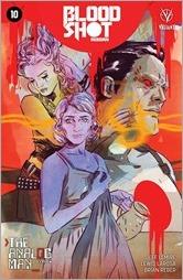 Bloodshot Reborn #10 Cover - Lotay Variant