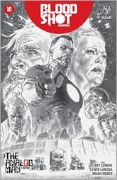 Bloodshot Reborn #10 Cover - LaRosa Sketch Variant