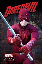 Daredevil #1 Cover - Cosplay Variant