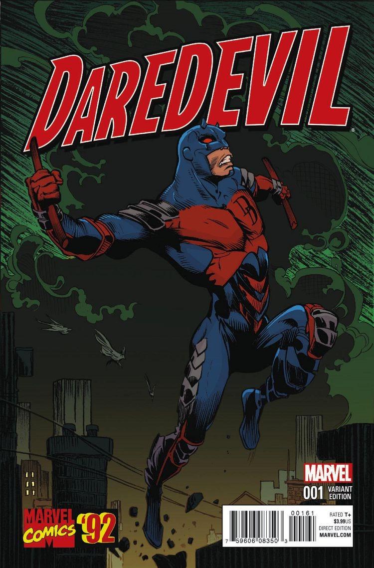 First Look Daredevil 1 By Soule Amp Garney