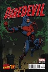 Daredevil #1 Cover - Stroman Marvel '92 Variant