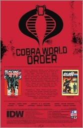 G.I. JOE: A Real American Hero #219 Preview 1