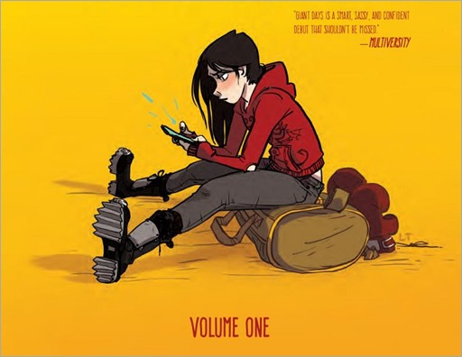 Giant Days Vol. 1 TP