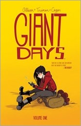 Giant Days Vol. 1 TP Cover