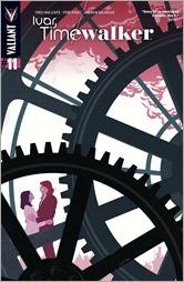 Ivar, Timewalker #11 Cover A - Allen
