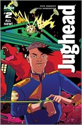 Jughead #2 Cover