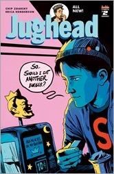 Jughead #2 Cover - Francavilla Variant