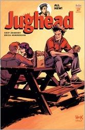 Jughead #2 Cover - Hack Variant