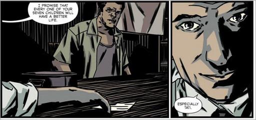 Last Sons of America #1 panel