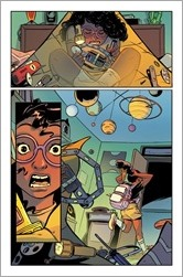 Moon Girl And Devil Dinosaur #1 Preview 2
