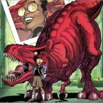 First Look at Moon Girl And Devil Dinosaur #1