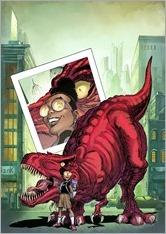 Moon Girl And Devil Dinosaur #1 Cover - Von Eeden Variant
