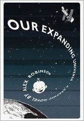 Our Expanding Universe Cover
