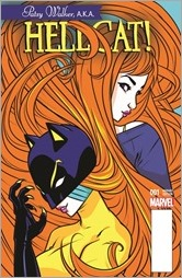 Patsy Walker, a.k.a. Hellcat #1 Cover - Campbell Variant