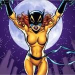 Sneak Peek: Patsy Walker, A.K.A. Hellcat #1 by Leth & Williams