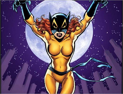 Patsy Walker, A.K.A. Hellcat #1