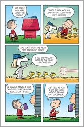 Peanuts: The Snoopy Special #1 Preview 4