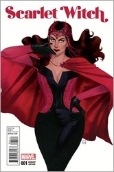 Scarlet Witch #1 Cover - Wada Variant