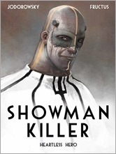 Showman Killer: Heartless Hero Cover