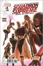 Squadron Supreme #1 Cover
