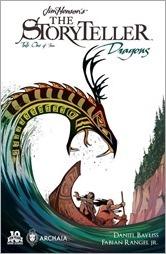 Jim Henson's The Storyteller: Dragons #1 Cover