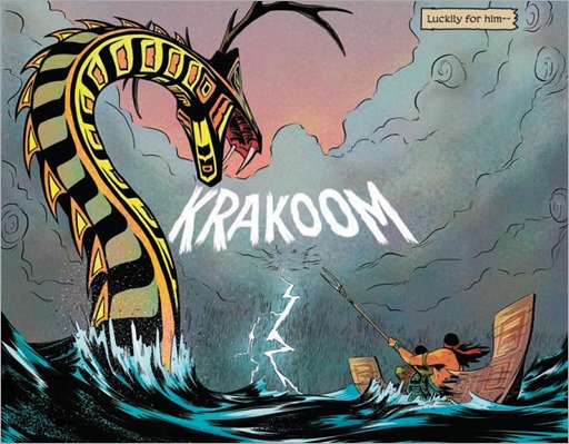 Jim Henson's The Storyteller: Dragons #1
