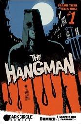 The Hangman #1 Cover - Francavilla Variant