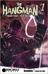 The Hangman #1 Cover