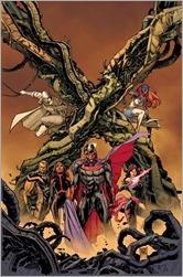 Uncanny X-Men #1 Cover - Lashley Variant
