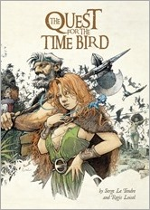 The Quest for the Time Bird Cover