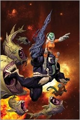 Venom: Space Knight #1 Cover