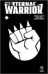Wrath of the Eternal Warrior #1 Cover - Lanphear Variant