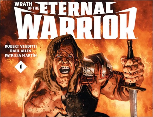 Wrath of the Eternal Warrior #1