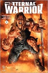 Wrath of the Eternal Warrior #1 Cover - LaRosa Variant