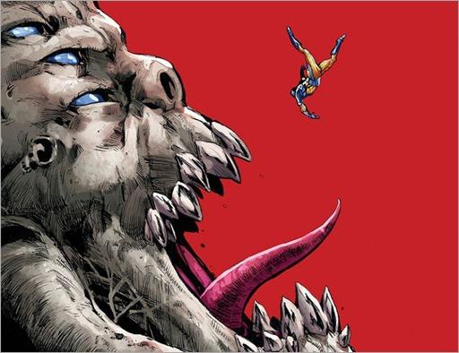 X-O Manowar: Commander Trill #0