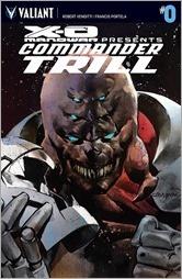X-O Manowar: Commander Trill #0 Cover B - Nord