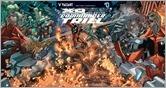 X-O Manowar: Commander Trill #0 Cover - Lafuente gatefold Variant
