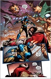X-O Manowar #42 Preview 2