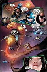 X-O Manowar #42 Preview 4