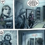 Preview of Colder: Toss The Bones #3 by Tobin & Ferreyra