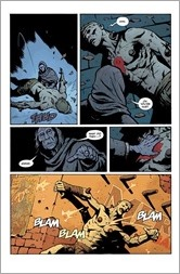Frankenstein Underground TPB Preview 2