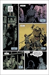 Frankenstein Underground TPB Preview 4