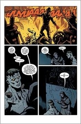 Frankenstein Underground TPB Preview 6