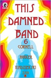 This Damned Band #6 Cover