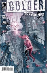 Colder: Toss The Bones #4 Cover