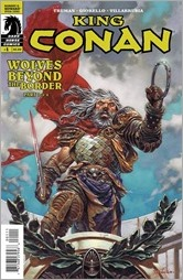 King Conan: Wolves Beyond The Border #1 Cover