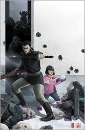 Lone Wolf 2100 #1 Cover