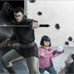 Preview of Lone Wolf 2100 #1 by Heisserer & Sepulveda