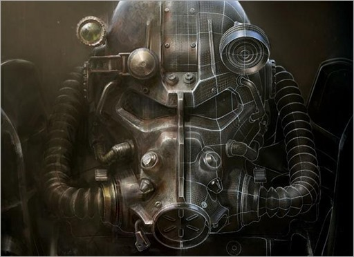 The Art Of Fallout 4 HC