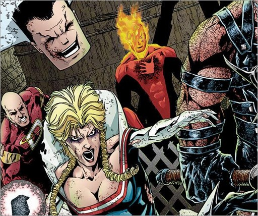 Leaving Megalopolis: Surviving Megalopolis #1